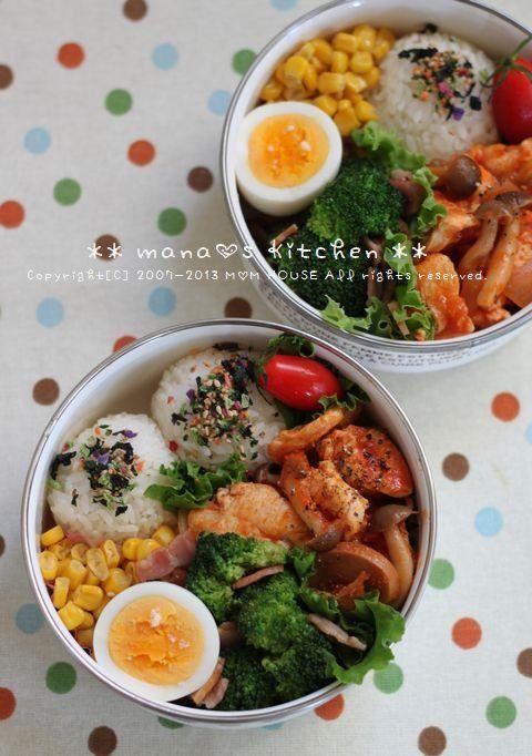 チキンとしめじのトマトソース ☆ マンネリ・・・・♪ : ** mana's Kitchen **