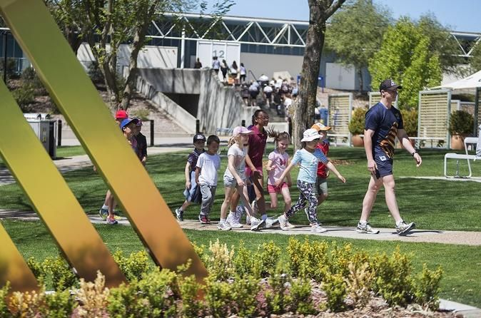 Australian Institute of Sport: The AIS Tour Visit one of Canberra's most popular tourist attractions, the AIS (Australian Institute of Sport) and go behind the scenes at Australia's premier elite sporting precinct. These guided tours take you through our world class facilities where you might even catch some of Australia's top athletes in training.Visit one of Canberra's most popular tourist attractions and go behind the scenes at Australia's premier elite sporting precinct. T...