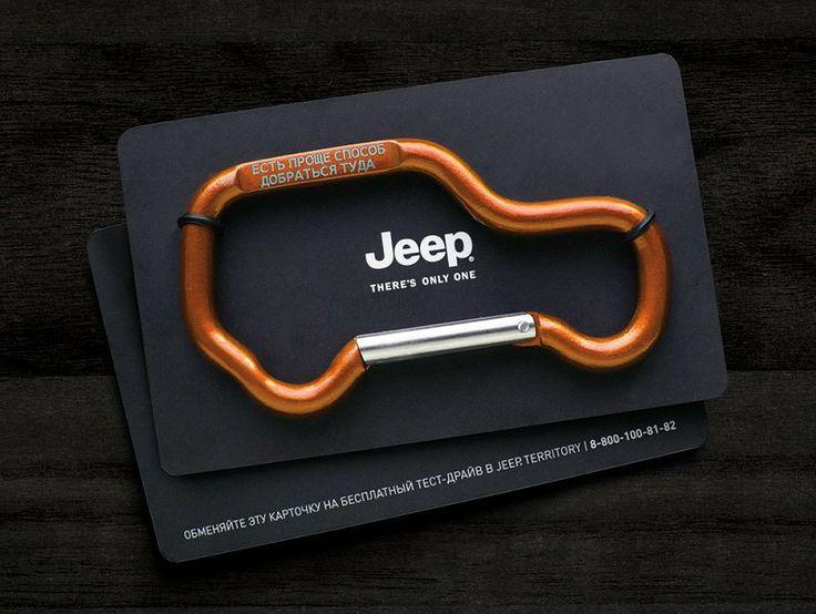 Adeevee - Jeep: Carabiner