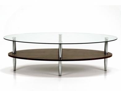Konferenční stolek oválný Shape http://www.designoutlet.cz/konferencni-stolek-ovalny-shape-130-cm