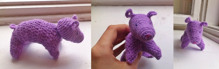 Lilac, made also for my friend