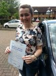 Congratulations to Catherine Nash from Maidstone who took her driving with Topclass driving school, and passed her practical driving test on Tuesday 16th June with our driving instructor Lynne. Catherine too her test at the Maidstone test centre. She is looking forward to driving her car to & from school & during the summer  Well done Catherine this should make a massive difference to you and give you that all important independence. all the best for the future from your driving instructor…