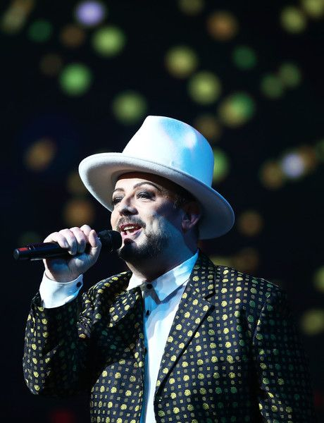 Boy George Photos Photos - Boy George performs during the 6th AACTA Awards Presented by Foxtel at The Star on December 7, 2016 in Sydney, Australia. - 6th AACTA Awards Presented by Foxtel | Ceremony