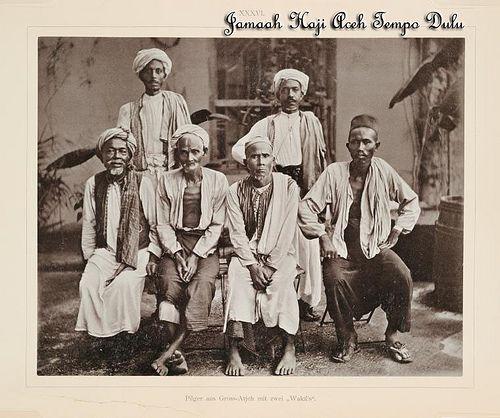 Jema'ah Haji Aceh Tempo Dulu