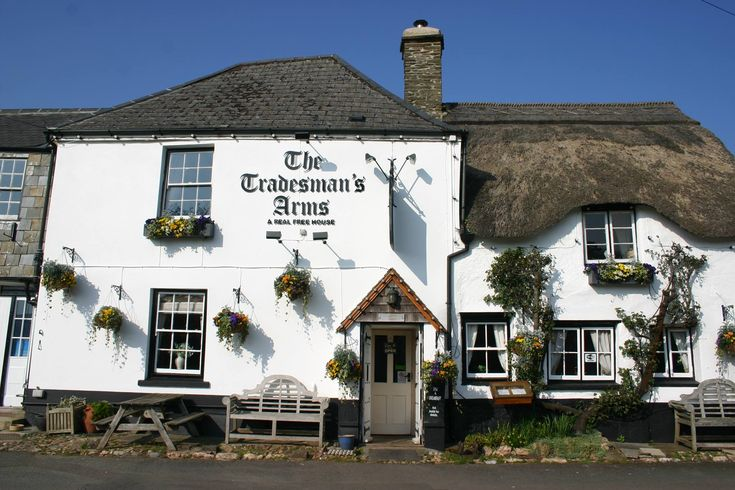The Tradesman's Arms, England.