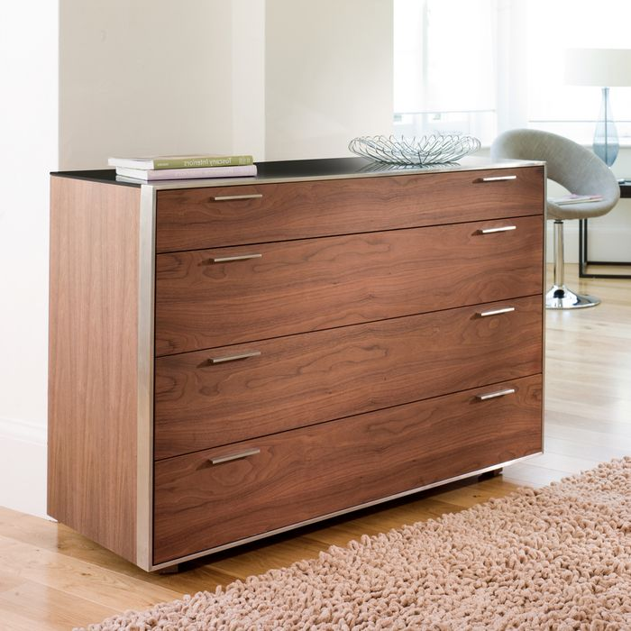 Wide Chest Of Drawers, Chest Of