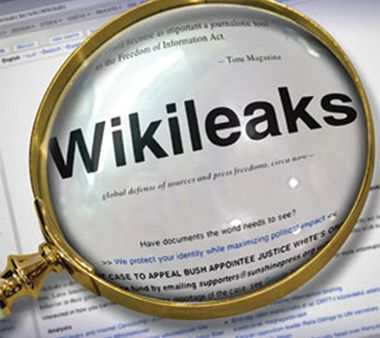 WikiLeaks shows Pak-occupied-Kashmir as part of Pakistan in its global map