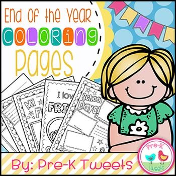 end of year coloring pages - 35 best end of the year images on pinterest preschool