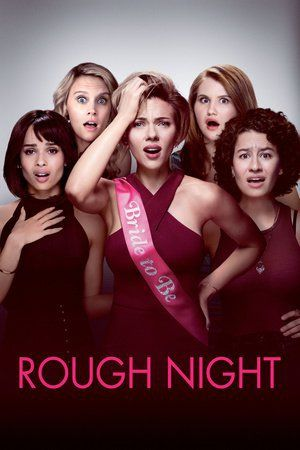 Rough Night 2017 Watch Online Free Stream