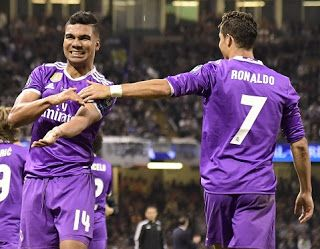 Blog Esportivo do Suíço:  Real Madrid domina eleição de elenco ideal da Liga dos Campeões
