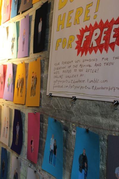 #HiddenDoorFestival2015 #Kunst #Edinburgh Mehr im Blog http://cupcakes-cupcakes.de/cgi-bin/weblog_basic/index.php?p=2889