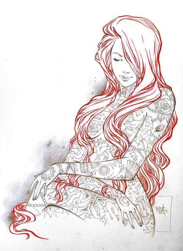 Rouge. by Fezat1.deviantart.com on @deviantART