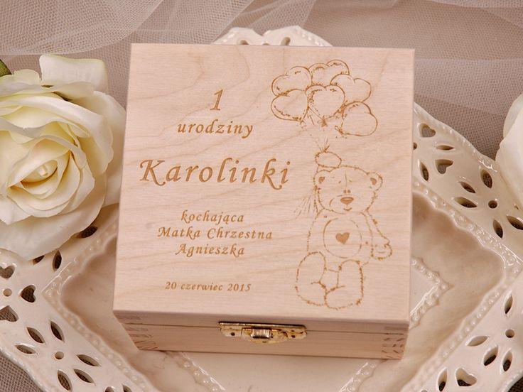 Idealny prezent dla maluszka na roczek,chrzciny lub I Komunię Św. róże wzory projekty indywidualne pomysły