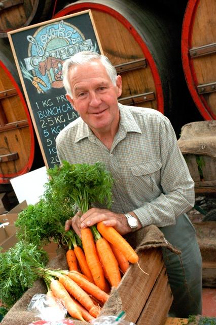 Barossa Farmer's Market. Barossa Valley, South Australia.