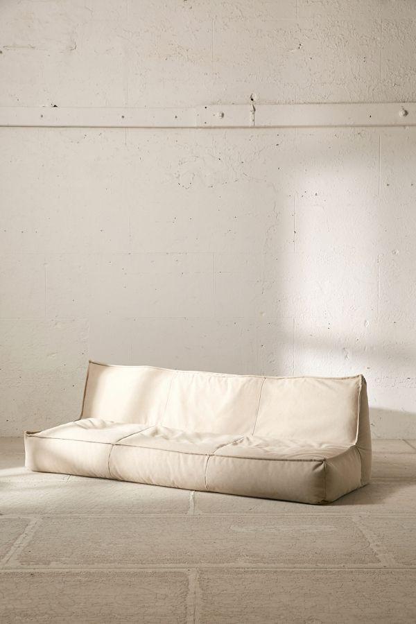 Lennon Sofa In 2020 Moroccan Floor Pillows Oversized Furniture Floor Pillows