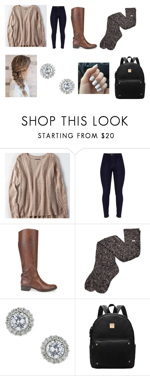 """""""Fall, Fall, Fall!"""" by mhertlein on Polyvore featuring American Eagle Outfitters, Geox, UGG and Miss Selfridge"""