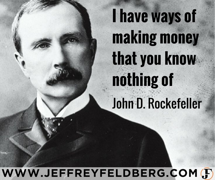 Business titan John D. Rockefeller tantalizes us with his quote.  - Thankfully, success leaves clues.  - Rockefeller, Carnegie, Ford and other business  luminaries of the day all followed these specific success principles.  - What are these success principles?  -  Click http://jef.tips/E8Ofc   - Here you'll learn the same principles I leveraged to build a 8 figure business.   - Here's to you and your success! #success #successquote #motivation #motivationalquotes #motivationalcoaching…