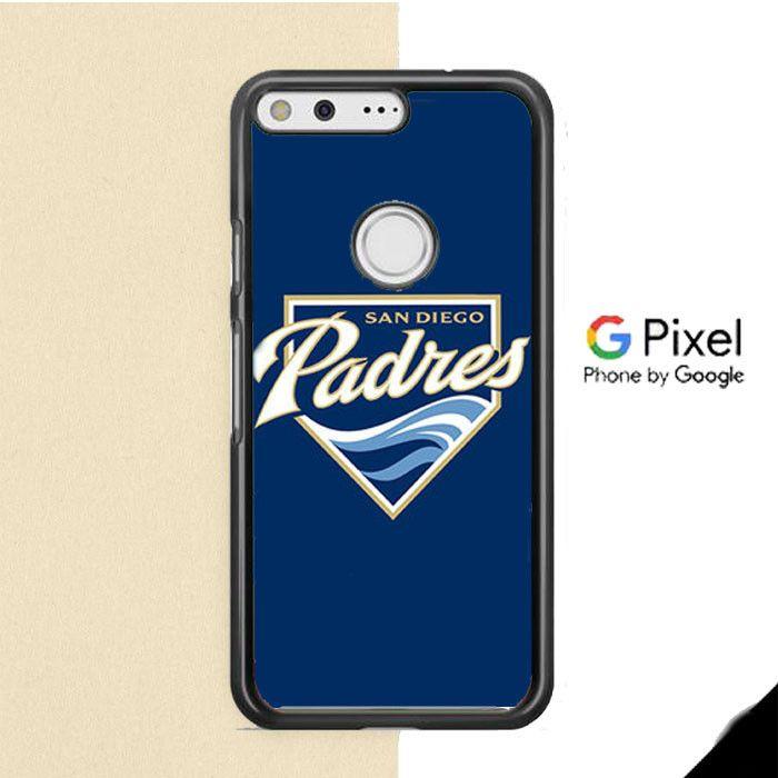 Sandiego Padres Baseball Logo Blue Google Pixel Case