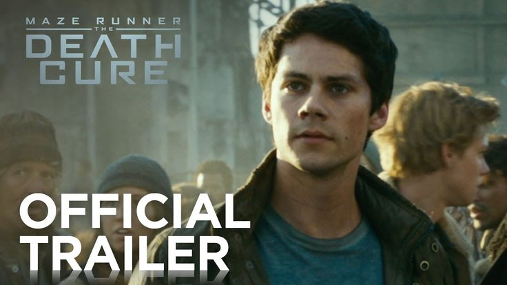Maze Runner: The Death Cure | Official Trailer [HD] | 20th Century FOX - YouTube