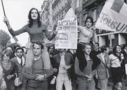 Paris, May 1968