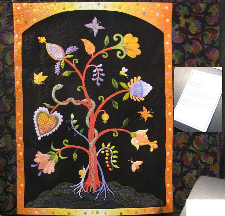 123 Best Images About Jacobean Quilts On Pinterest Quilt