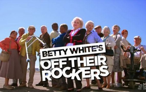Betty White's Off Their Rockers. (Best show ever- will make u pee your pants!)
