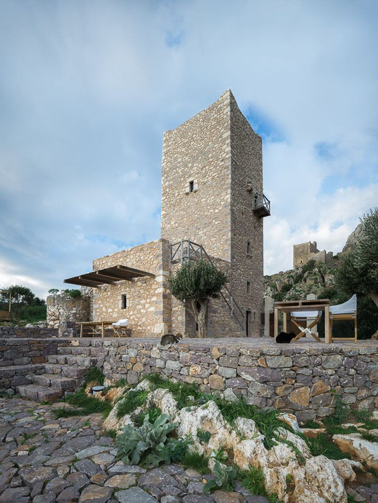 Tainaron Blue Retreat - AD España, © Marc Sagot