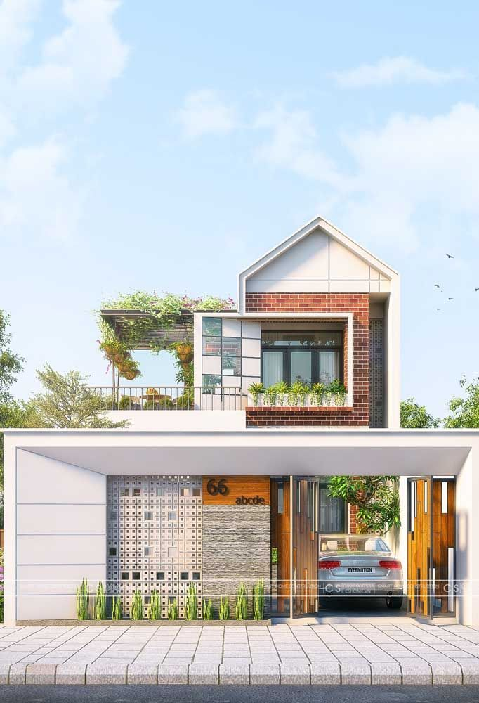 20 Best Of Minimalist House Designs Simple Unique And Modern Facade House House Exterior Minimalist House Design