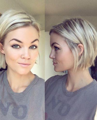 10 Schön Moderne kurze Frisuren für Frauen