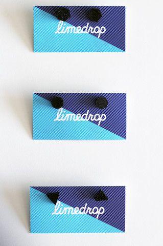 Black Galaxy Sparkle Earrings – Limedrop