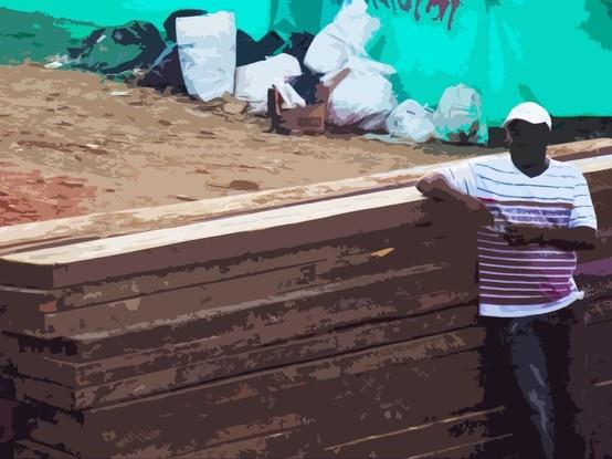 """""""La madera y el Negro"""""""