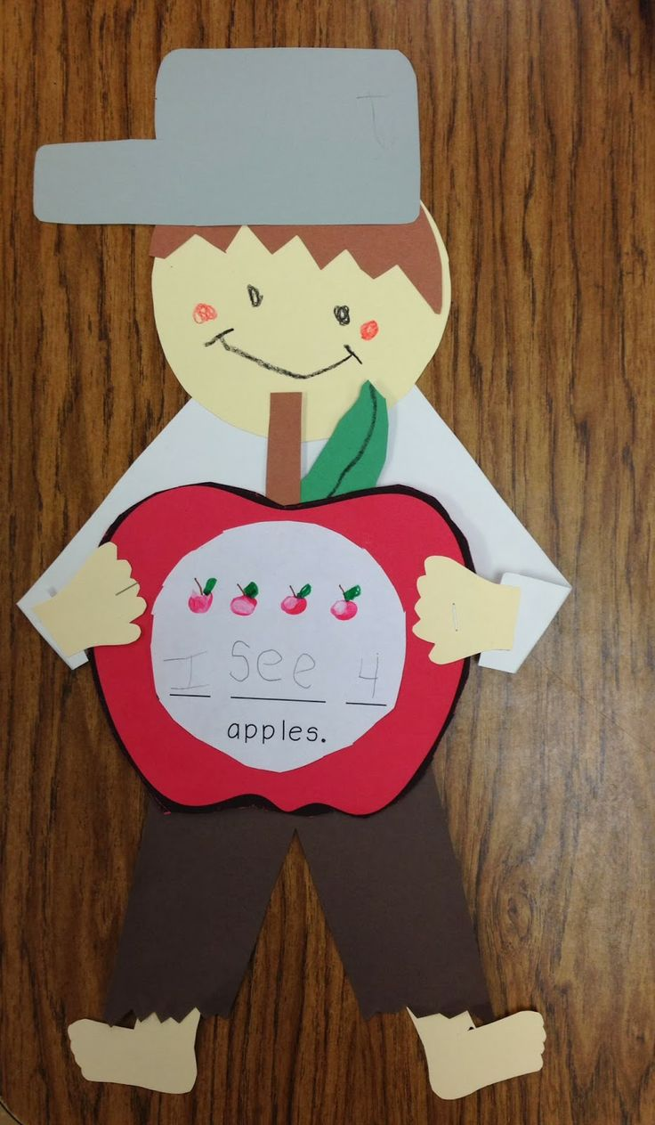 johnny appleseed craft ideas 25 best ideas about johnny appleseed on 4786