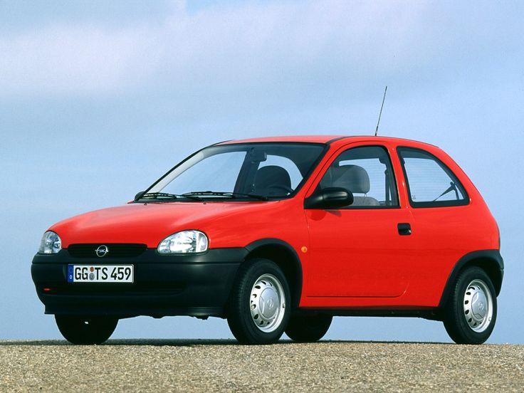 Opel, Corsa 1.4 (Chevy Joy)  2000