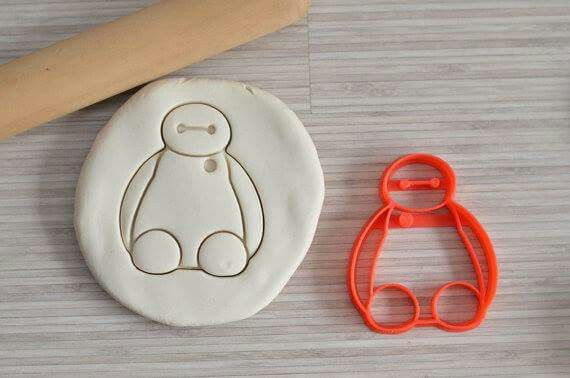 Disney Inspired Cookie Cutters Shop Here: http://tidd.ly/58b2dfb9