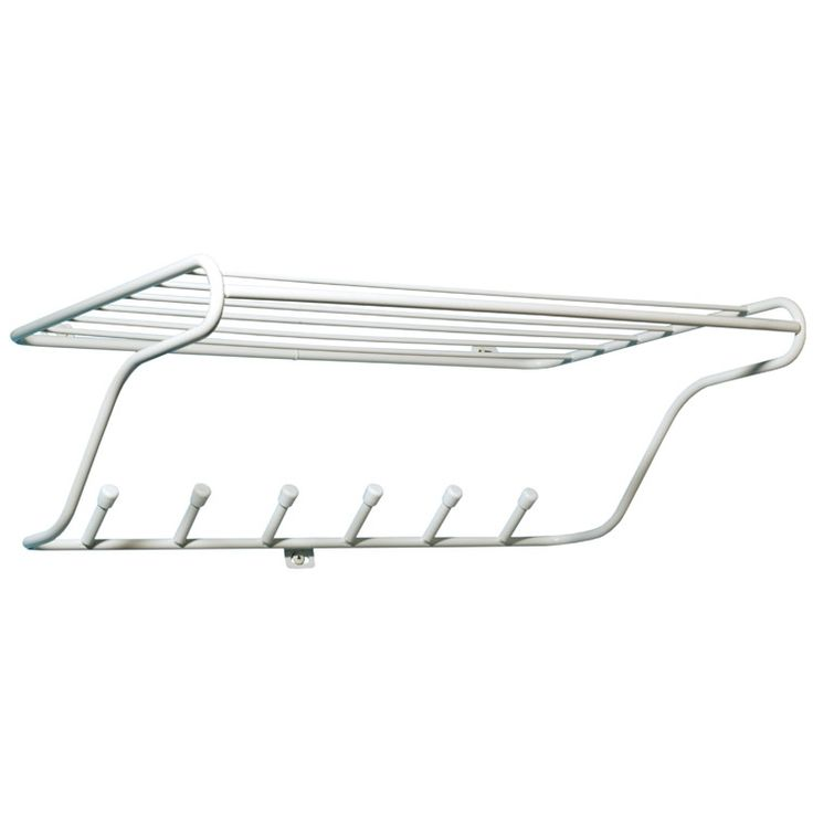 Hat rack hatthylla, vit från Maze - Köp möbler online på RUM21.se