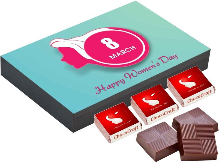 Women's day gifts online   Buy chocolate gift box online