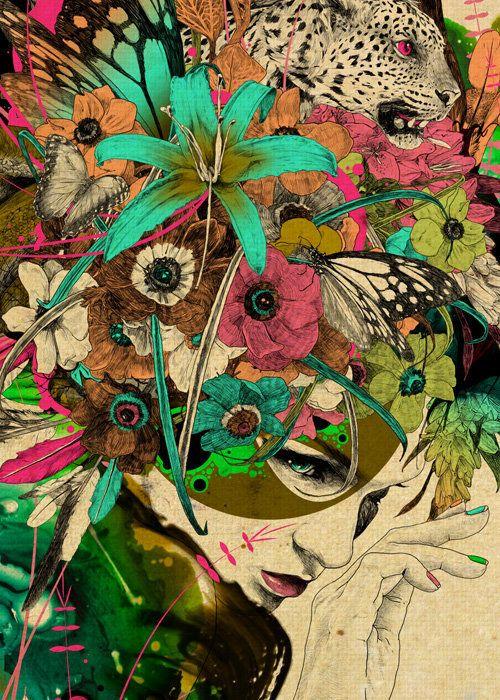 Illustration by Marumiyan/ artist on Tumblr- Gaks Blog   @gaksdesigns