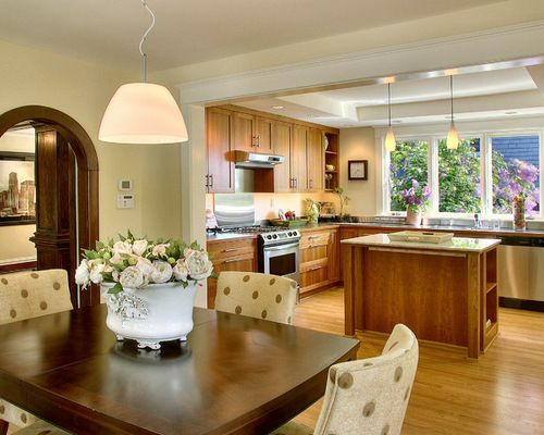 Dining Room: Kitchen Dining Room Designs All You Need To Do Is Choosing One  Beauteous Part 85