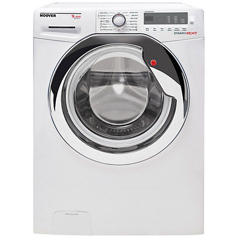 Buy Hoover Dynamic Next Classic WDXCC5962 Freestanding Washer Dryer, 9kg Wash/6kg Dry Load, A Energy Rating, 1500rpm Spin, White Online at johnlewis.com