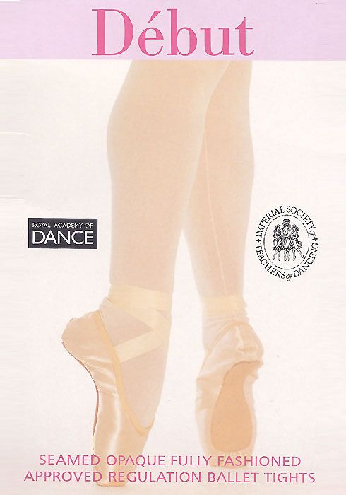 Debut Adults Ballet Tights