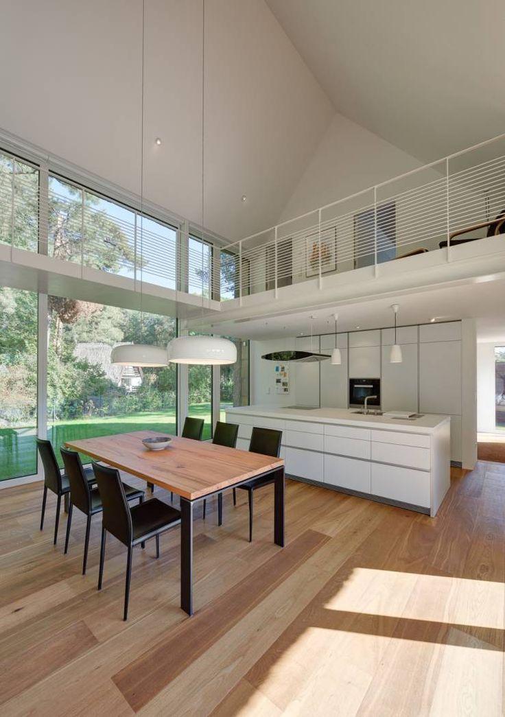 """Moderne Esszimmer Bilder : Über ideen zu """"küche ess wohnzimmer auf pinterest"""
