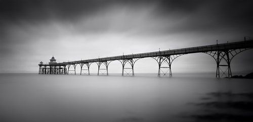Clevedon Pier by catalin alexandru