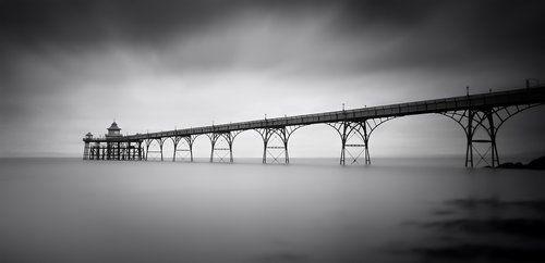 Clevedon Pier by catalin alexandru