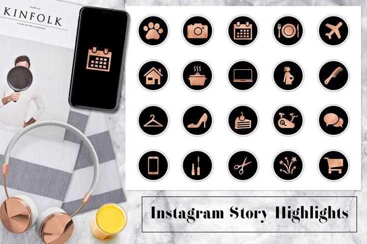 Black Copper Instagram Highlights
