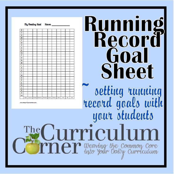 60 best images about DRA & Running Records on Pinterest ...