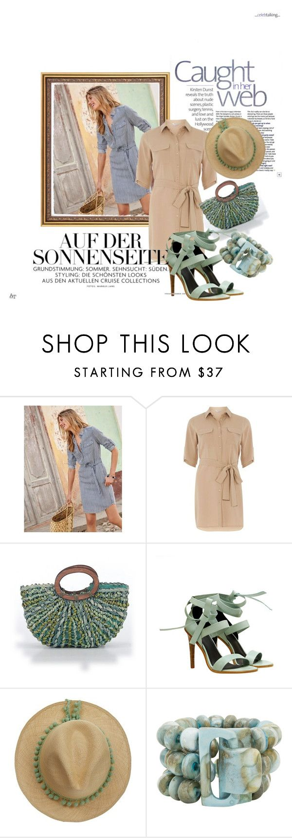 """""""morning fashion"""" by anya2991 on Polyvore featuring Boden, Dorothy Perkins, Coldwater Creek, TIBI, Sensi Studio and Dominique Denaive"""