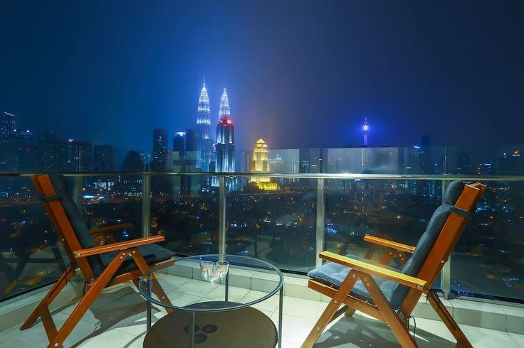 Airbnb'deki bu harika kayda göz atın: SETIA Sky *KLCC* - Superior Suite #1 - Kuala Lumpur şehrinde Kiralık Apartman daireleri