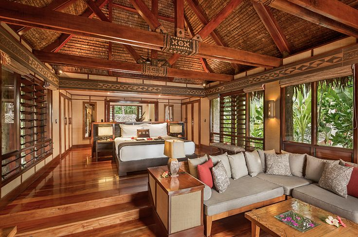 Luxury Hotels in Fiji, South Pacific: Likuliku Lagoon Resort - from $1,100 a night Explore your possibilities with www.acempire.co.uk