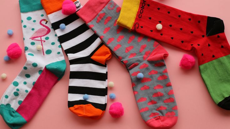 Colorshake socks in different prints availble in our shop! #socks #colorshake