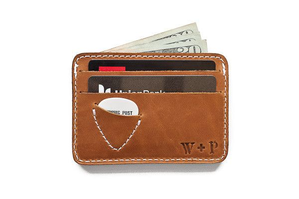 Mojave picker's wallet - Whipping+Post
